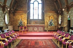 The chapel at Epiphany House