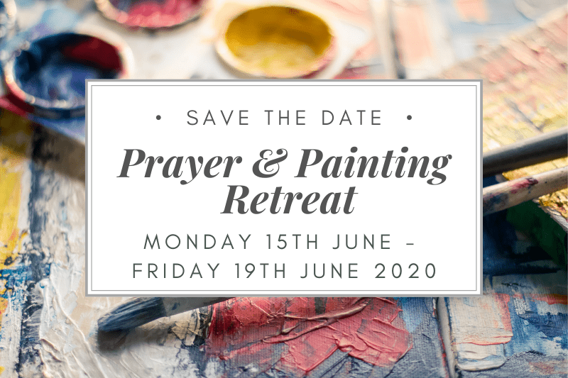 2020 Painting retreat save the date