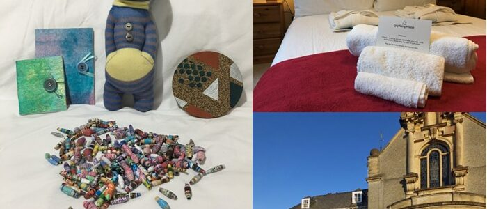 Creative Craft Retreat Tuesday 26th—Thursday 28th October 2021